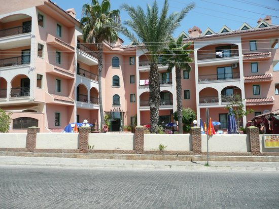 Club Meridmar Apart: Hotel