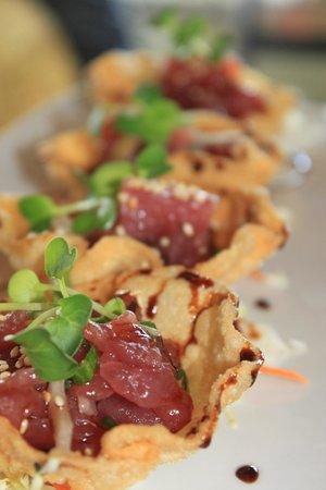 Yum Cha Asian Eatery: Ahi Poke