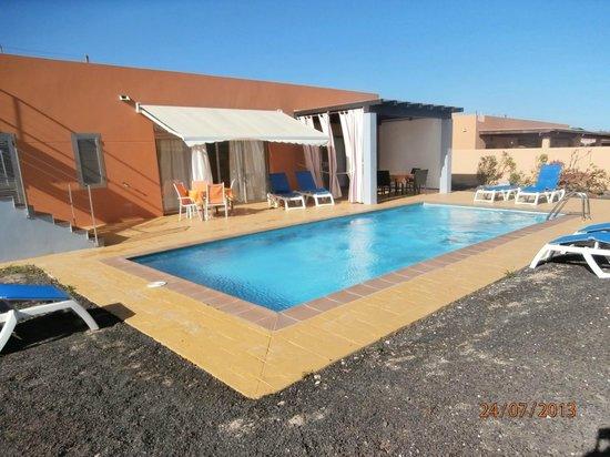 Bouganvilles Golf: Magnifica la piscina