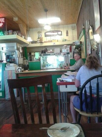 4th Street Diner & Bakery: an eclectic mix