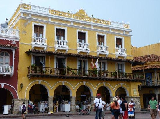 Hotel Torre del Reloj : Hotel