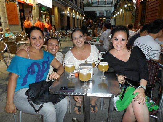 Claras En La Terraza Del Rocío Picture Of Freiduria El