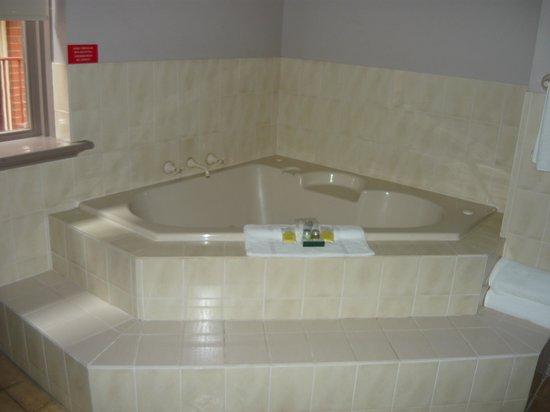 Rydges Hotel Hobart: Spabath