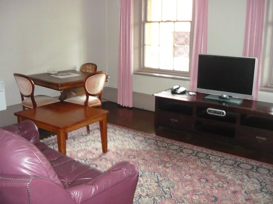 Rydges Hotel Hobart: Loungeroom