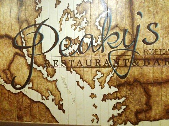 Fenwick Inn: Peaky's