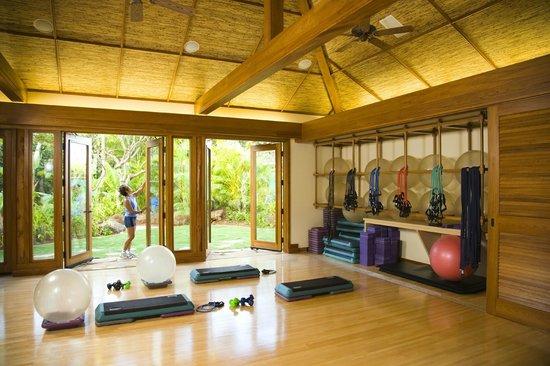 Anara Spa: Yoga & fitness classroom