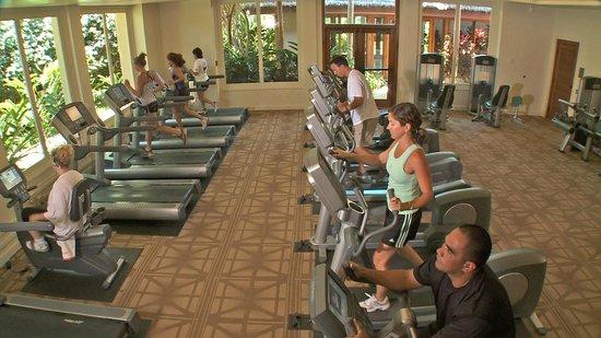 Anara Spa : Fitness Room