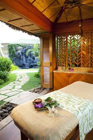 Anara Spa : Garden Massage Hale
