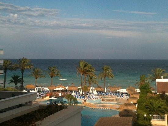 Hotel Condesa de la Bahia: View from the room!