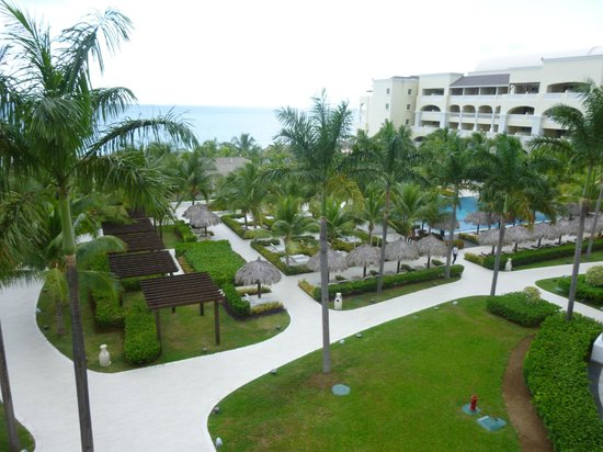 Iberostar Grand Hotel Rose Hall: view from room