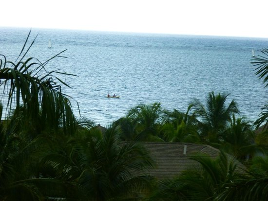 Iberostar Grand Hotel Rose Hall: water view from room6304