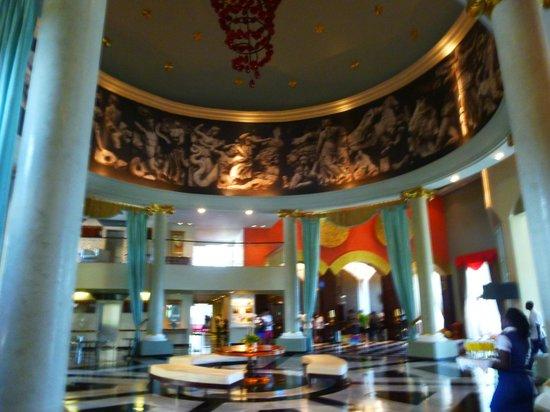 Iberostar Grand Hotel Rose Hall: foyer
