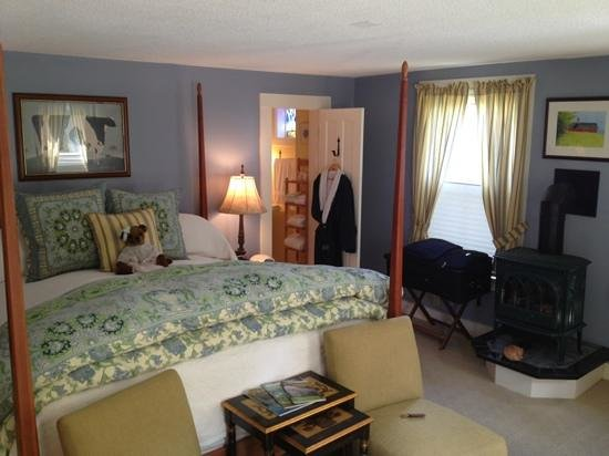 Three Mountain Inn: Arlington Room - beautiful!