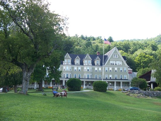 Silver Bay YMCA - Conference and Family Retreat Center : The inn