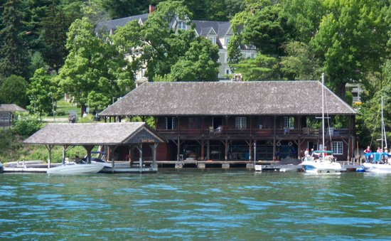 Silver Bay YMCA - Conference and Family Retreat Center: The Boathouse