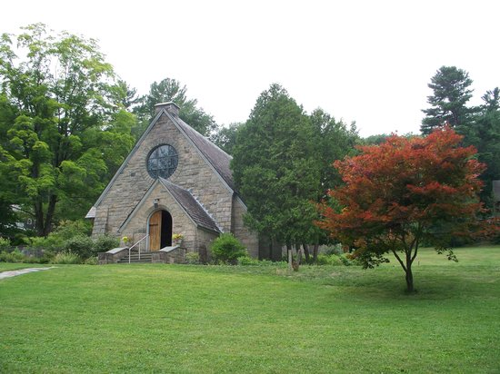 Silver Bay YMCA - Conference and Family Retreat Center: The chapel