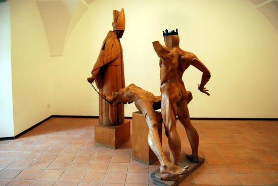 Museo civico di Caltabellotta Palazzo della Signoria