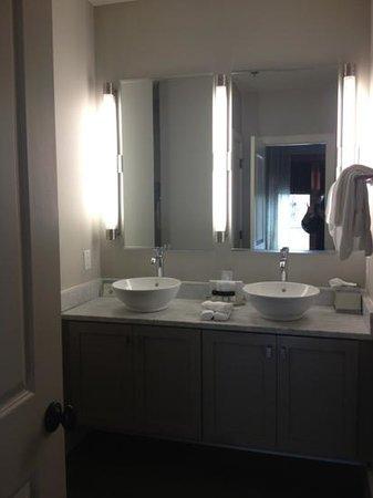 The Restoration: Master Bathroom