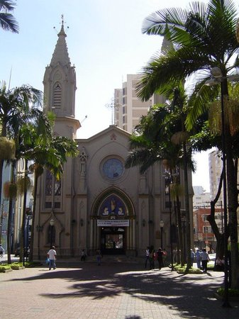 Кампинас: Basílica N S do Carmo - Campinas SP