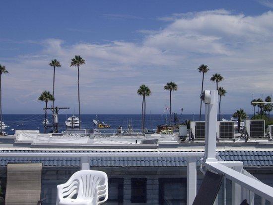 Catalina Island Seacrest Inn: Rooftop