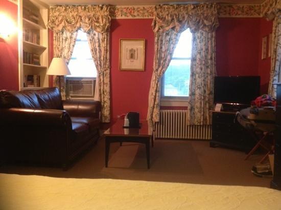 The Whaler's Inn: Bedroom