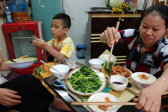 Hanoi Family Homestay: The Secret Weapon, Lan