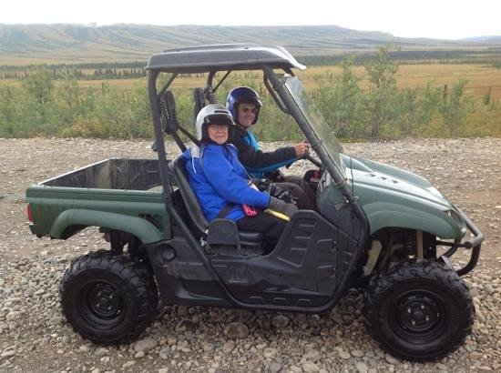 Denali ATV Adventures : ATV Stampede Trail
