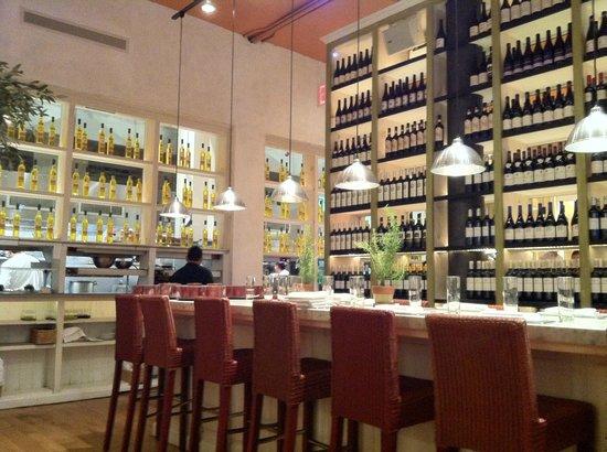 Fig & Olive : Bar