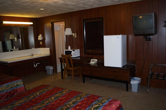 Koch Motel : Room