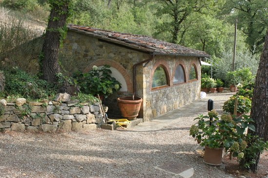 B&B Fagiolari: Quaint cottage with privacy ...... heavenly