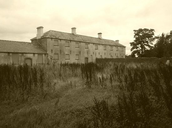 The Irish Workhouse Centre : Outside