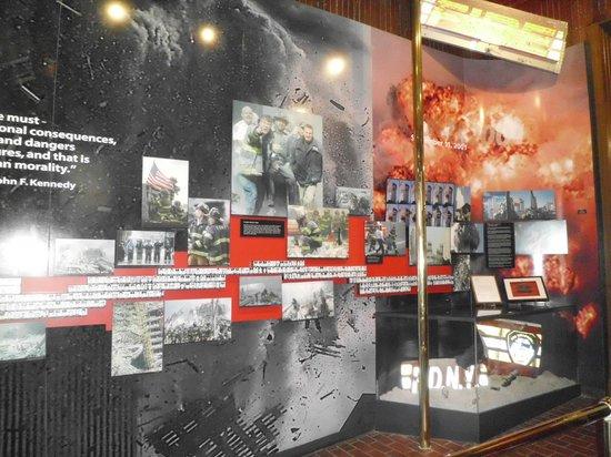 Fireman's Hall: pic 4 (9/11 tribute)