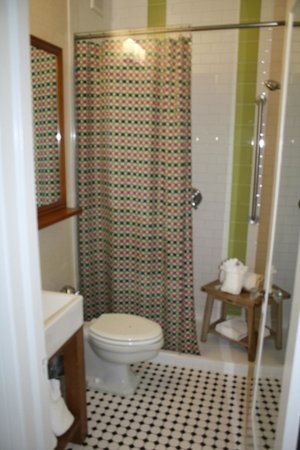 Hotel Indigo St Petersburg Downtown North: The bathroom!