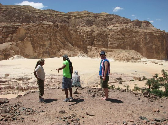 Sinai At Its Best Day Tours: A new desert discovery
