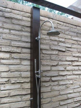 Miraval Arizona Resort & Spa : Outdoor Shower