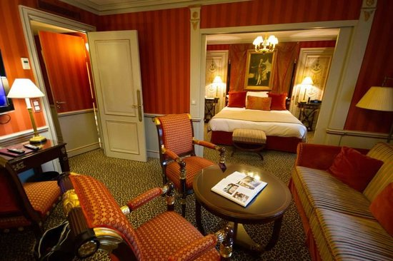 Hotel Napoleon Paris: Part of the Youssoupov Presidential Suite