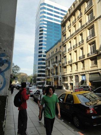Monarca Hoteles: Área do centro ao redor do Hotel