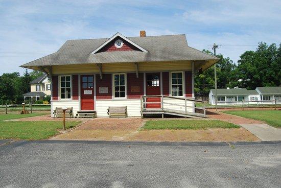 Eastern Shore Railway Museum