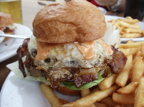 Lumberyard Rotisserie and Grill: Tasty