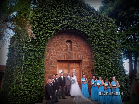 Guaira, PR: Casamento da Lih