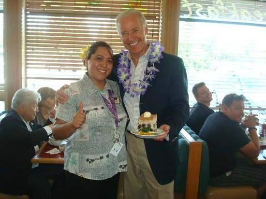 Hobee's: Vice President Joe Biden famously dropped by in June 2013.