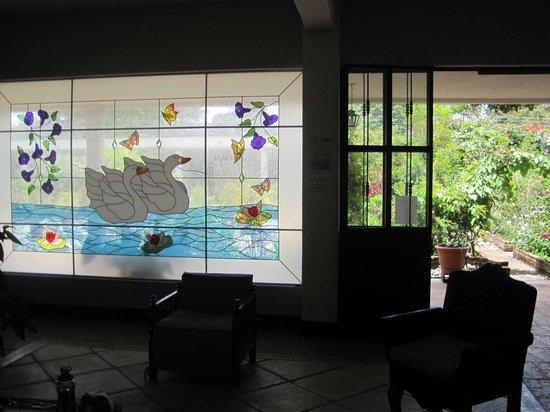 La Chacra de Joel Hotel: Hotel Lobby
