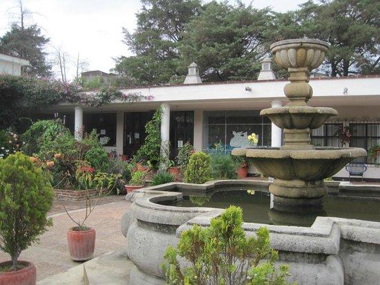 La Chacra de Joel Hotel: Courtyard