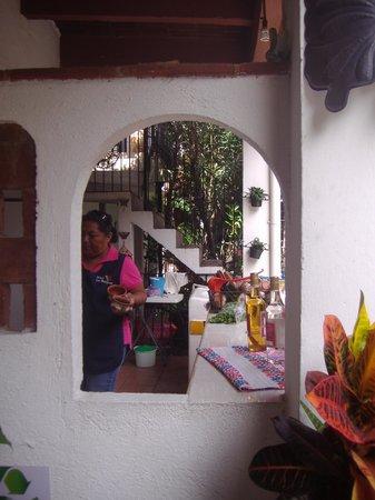 Hotel Las Mariposas: Alrededores del hotel