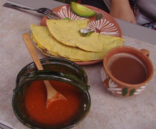 Hotel Las Mariposas: Desayuno Opcional