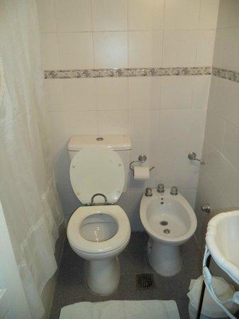 Saint Lambert : Instalaciones del baño