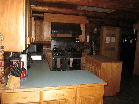 Alaska Heavenly Lodge : main lodge