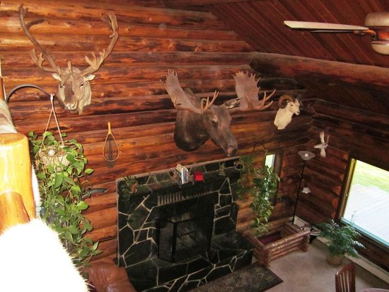 Alaska Heavenly Lodge: main lodge
