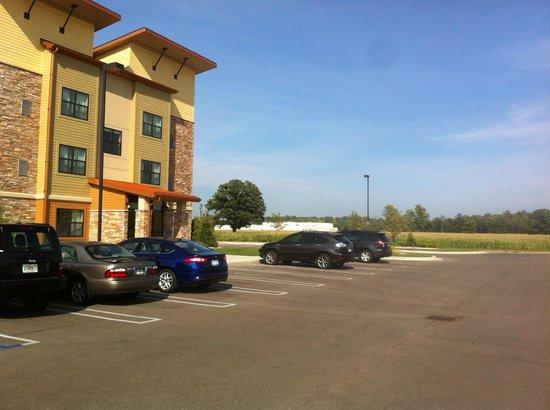 Residence Inn Midland : Hotel exterior