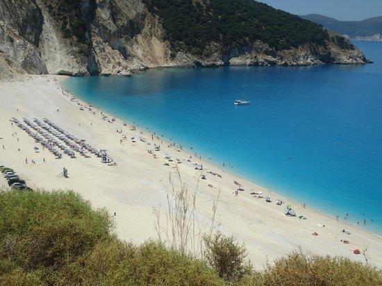 كيفالونيا, اليونان: Myrtos beach
